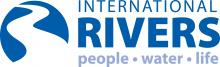 logo international rivers